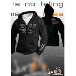 JR-010  Male zip hooded sweater Jure Robic