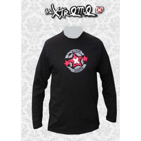 Male long sleeve T-shirt