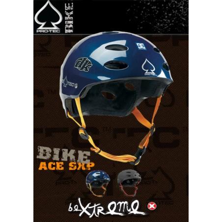 Pro-tec bike ACE SXP helmet