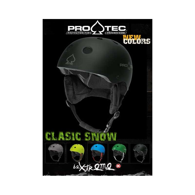 Pro - tec Clasic Snow (Multi-sport)