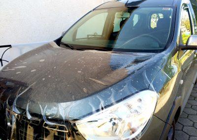 Zaščitna folija za vozila
