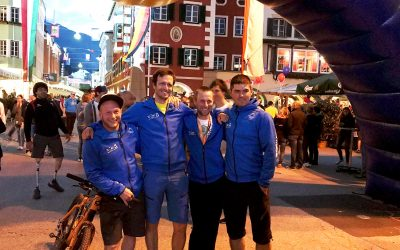 Craft BeXtreme Squad na DolomitennMann-u z novincem v ekipi